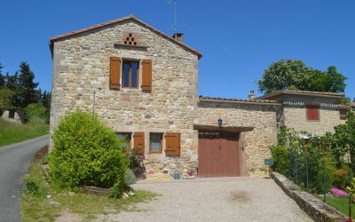 Near to Cordes sur Ciel – charming village house.