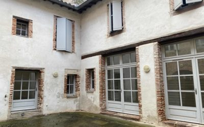 Albi, Centre ville,  Appartement T3