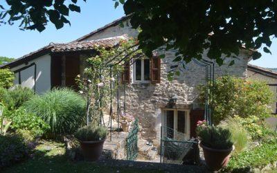 Cordes-sur-Ciel – an exceptional village house.