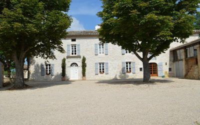 Delightful maison de maitre for sale near Cauuzac-sur-Vère