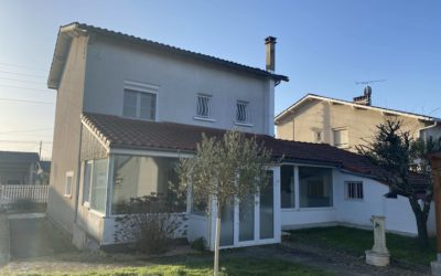 ALBI, Quartier de la Renaudié, maison T4